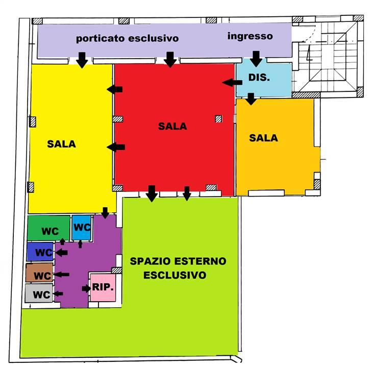 Immobile Commerciale in affitto a Marcianise, 3 locali, zona Località: PAGANI, prezzo € 750 | CambioCasa.it