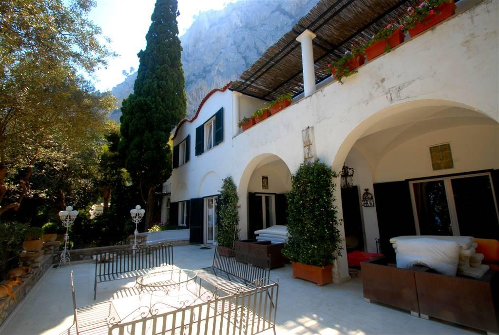 Villa, Marina Piccola, Capri, in ottime condizioni