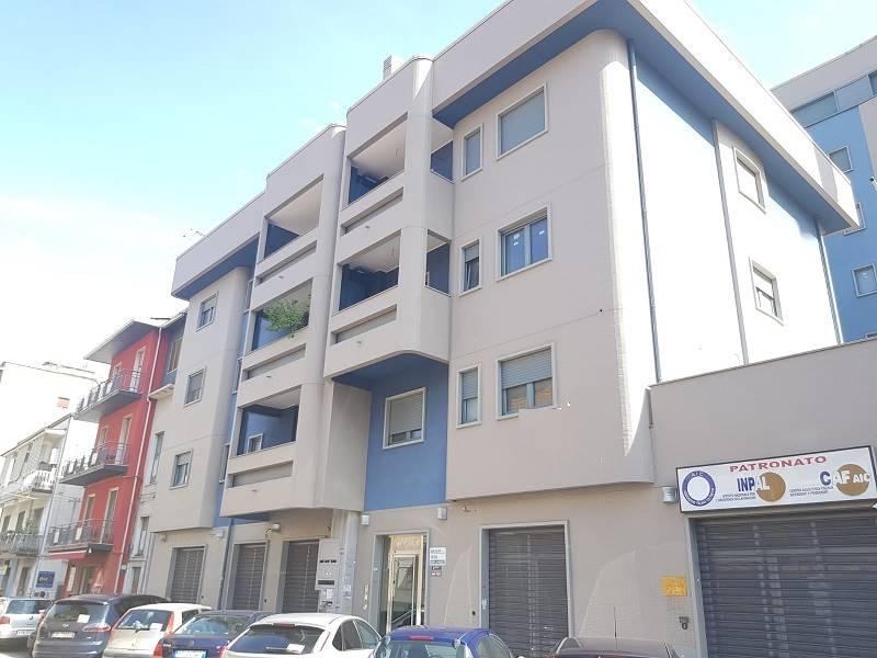 Quadrilocale, Via Panebianco, Cosenza, in ottime condizioni