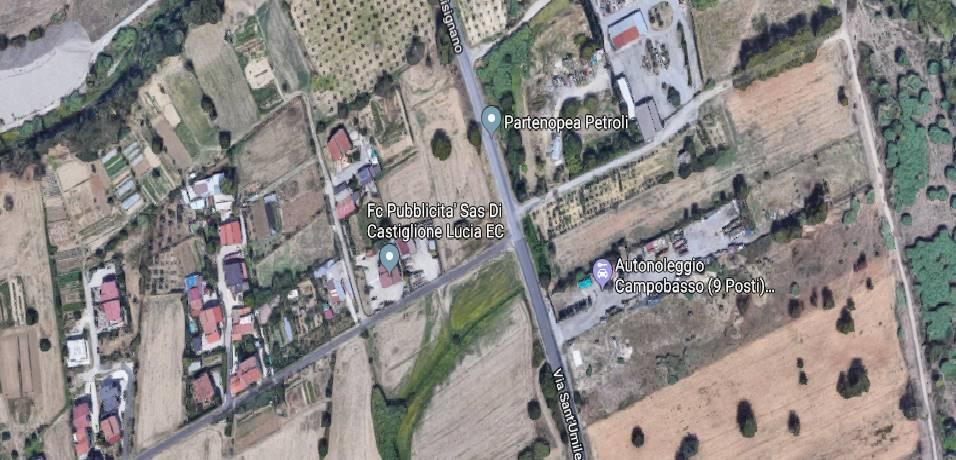 Terreno Agricolo in vendita a Rende, 9999 locali, zona Località: COMMENDA, prezzo € 50.000   CambioCasa.it