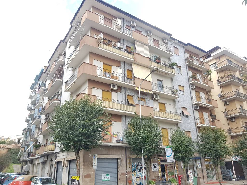 Quadrilocale, Via Panebianco, Cosenza