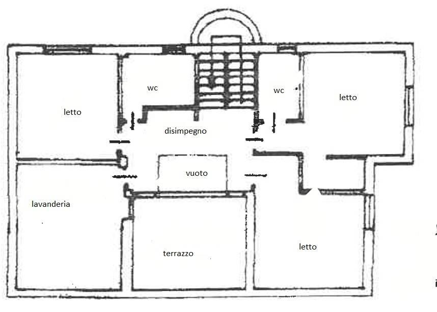 piano primo - Rif. RV15674