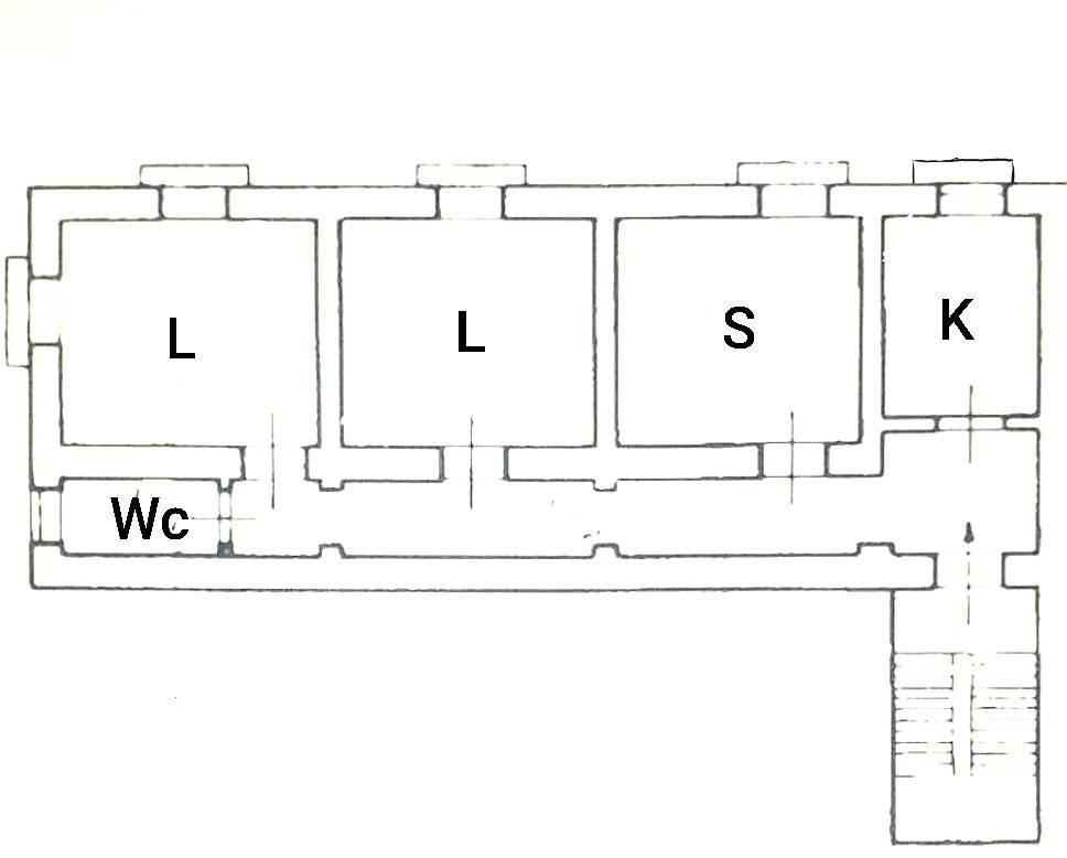 planimetria - Rif. RA53224