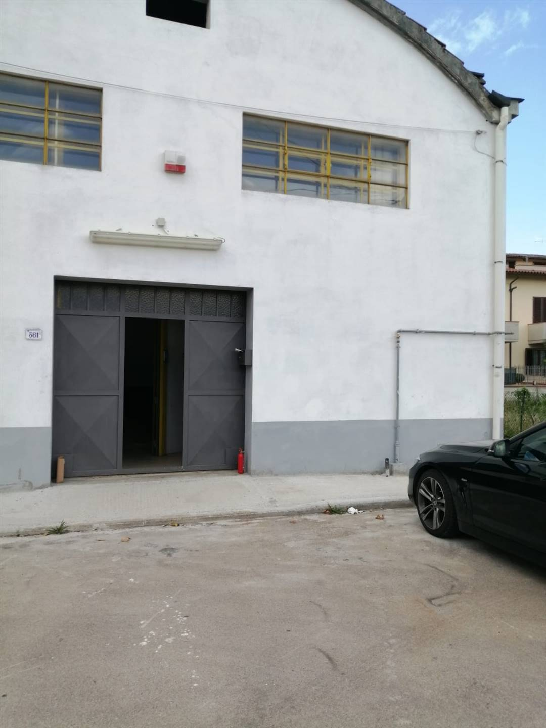 Warehouse in PISTOIA