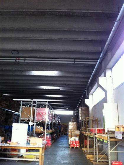Capannone industriale in Via Sansovino 244/5, Le Vallette, Lucento, Stadio Delle Alpi, Torino