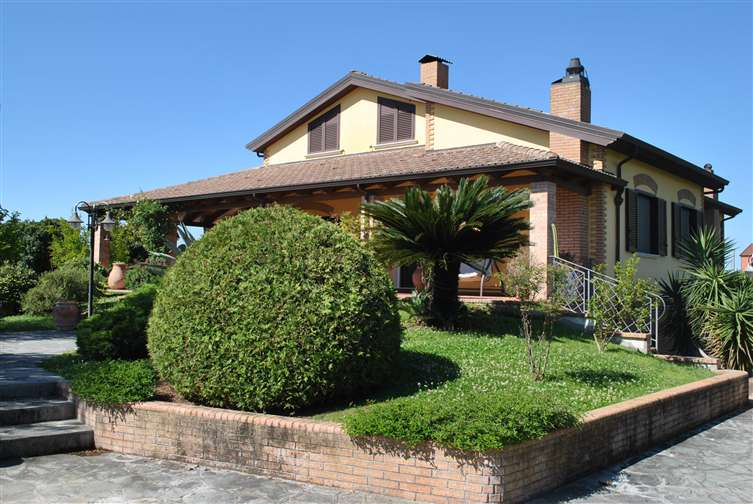 Villa in Via Cupe Inferiore, Eboli