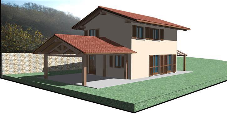 Villino, Bollengo, in nuova costruzione