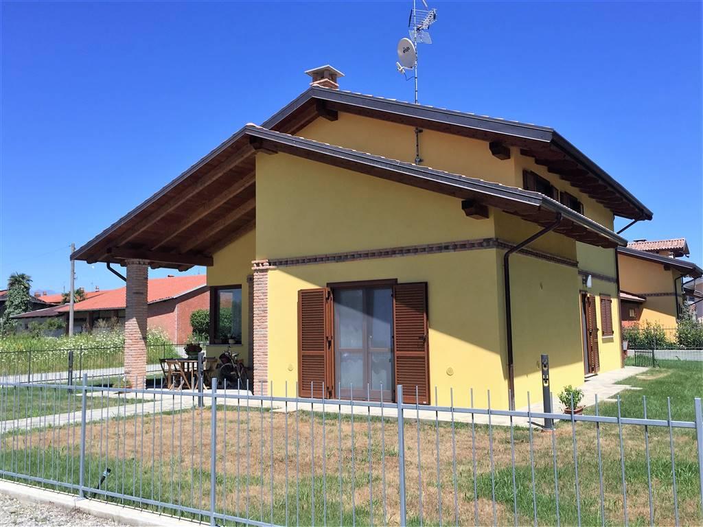 Vendita Villa Vicolo Del Giardino 35 Cigliano In Nuova