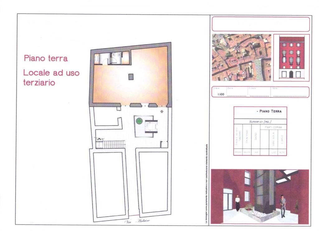 Immobile Commerciale in vendita a Ivrea, 1 locali, prezzo € 50.000 | CambioCasa.it