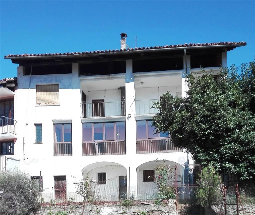 Soluzione Semindipendente in vendita a Lugnacco, 6 locali, prezzo € 49.000 | PortaleAgenzieImmobiliari.it