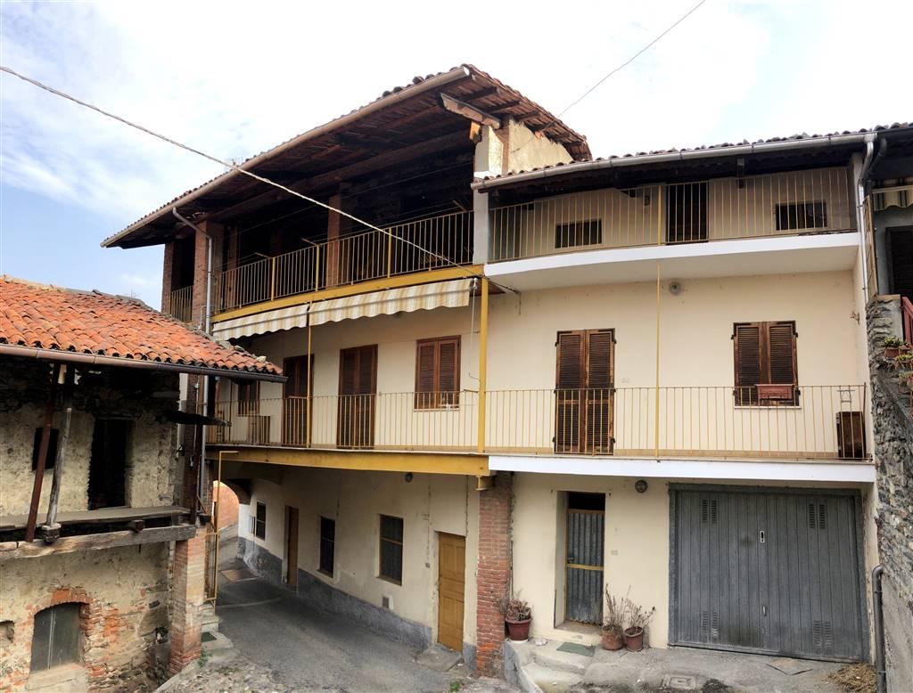 Soluzione Semindipendente in vendita a Chiaverano, 7 locali, prezzo € 45.000 | CambioCasa.it