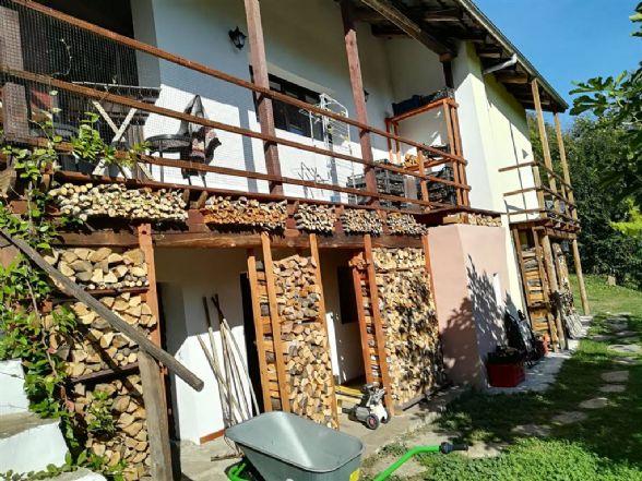 Casa singola in Strada Comunale Cresta 6, Rueglio