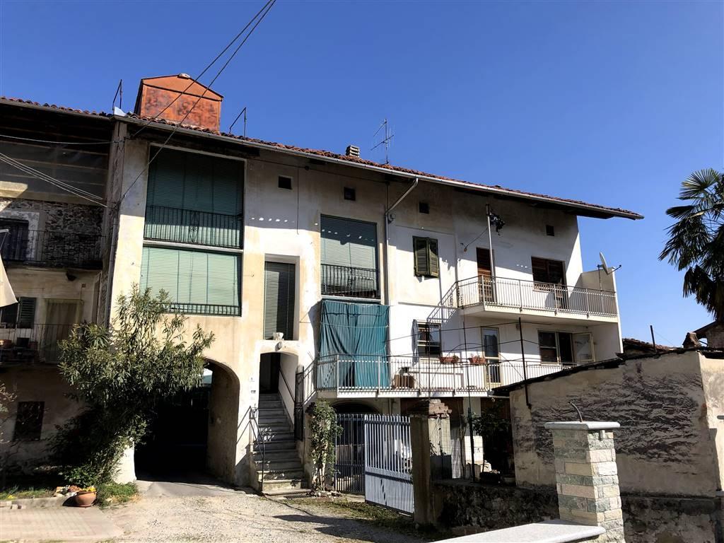Casa semi indipendente in Via Roma 6, Lessolo