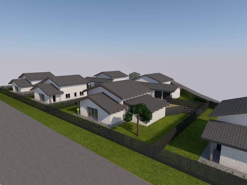 Villa in vendita a Romano Canavese, 4 locali, zona Località: CASCINE, prezzo € 185.000 | PortaleAgenzieImmobiliari.it