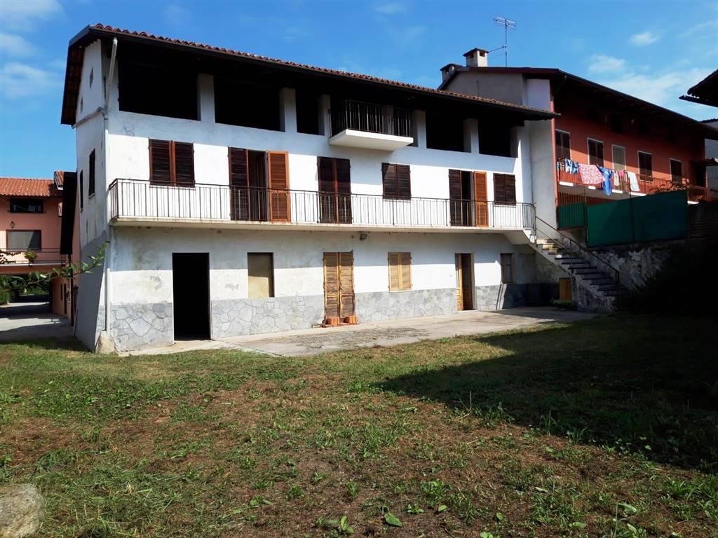 Casa semi indipendente in Via Palestro 9, Cossano Canavese