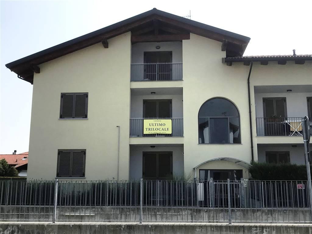 Trilocale in Via Cavallaria, Strambino