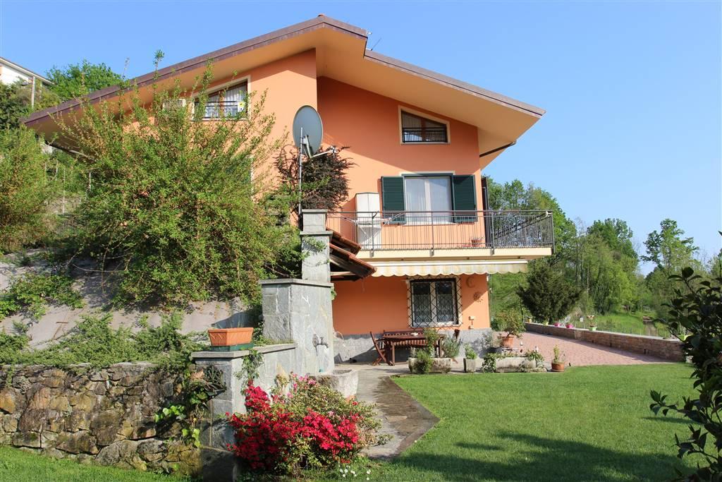 Villa in Via Maresco 1, Burolo