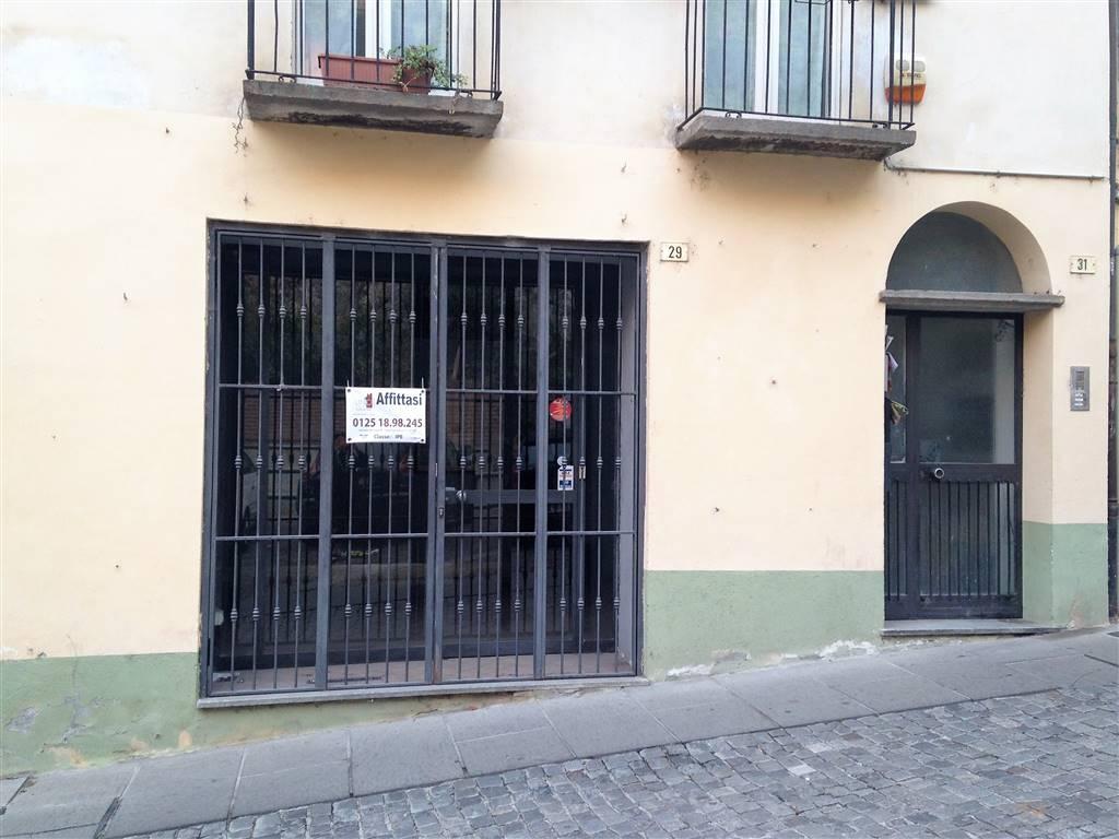 Negozio / Locale in affitto a Ivrea, 1 locali, zona Località: CENTRO STORICO, prezzo € 370 | PortaleAgenzieImmobiliari.it