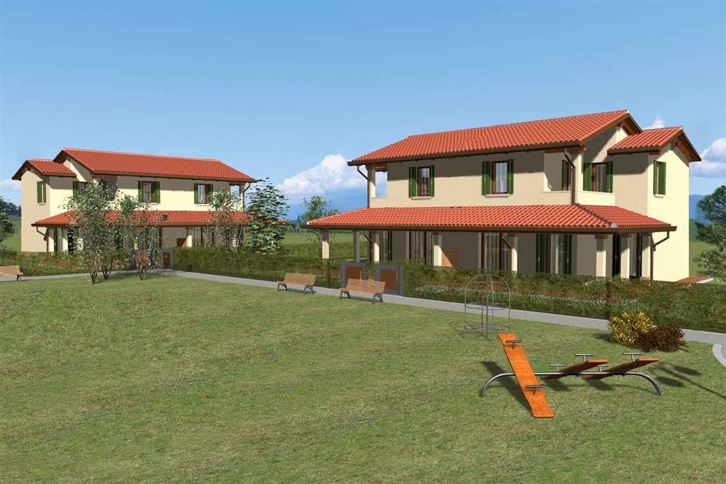 Villa, Mazze', in nuova costruzione