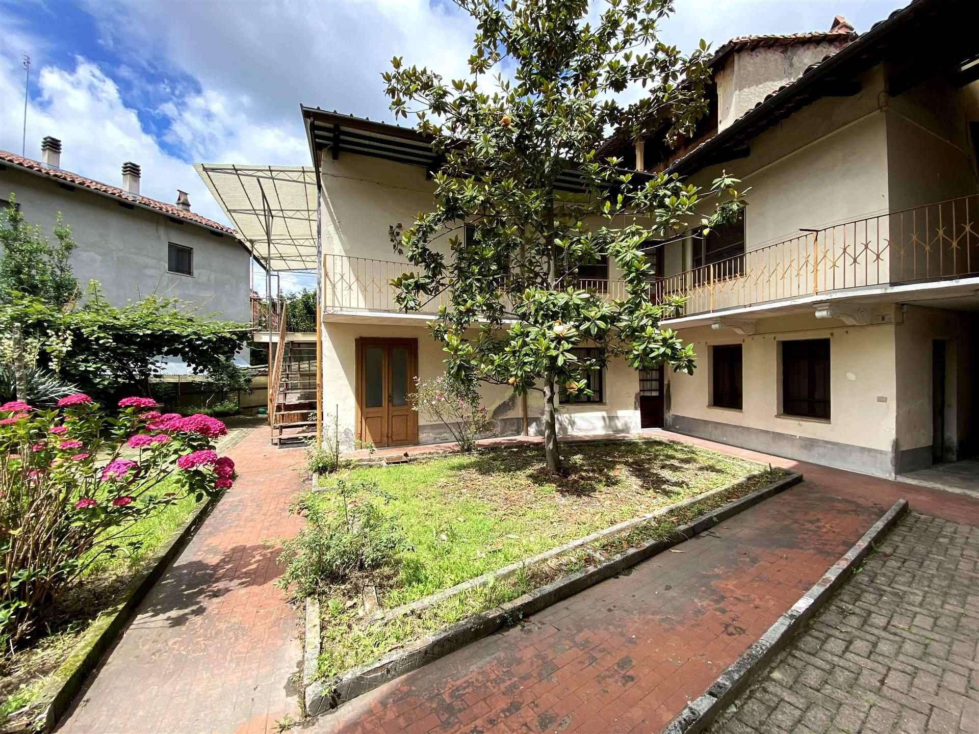 Soluzione Semindipendente in vendita a Chiaverano, 6 locali, prezzo € 67.000 | PortaleAgenzieImmobiliari.it