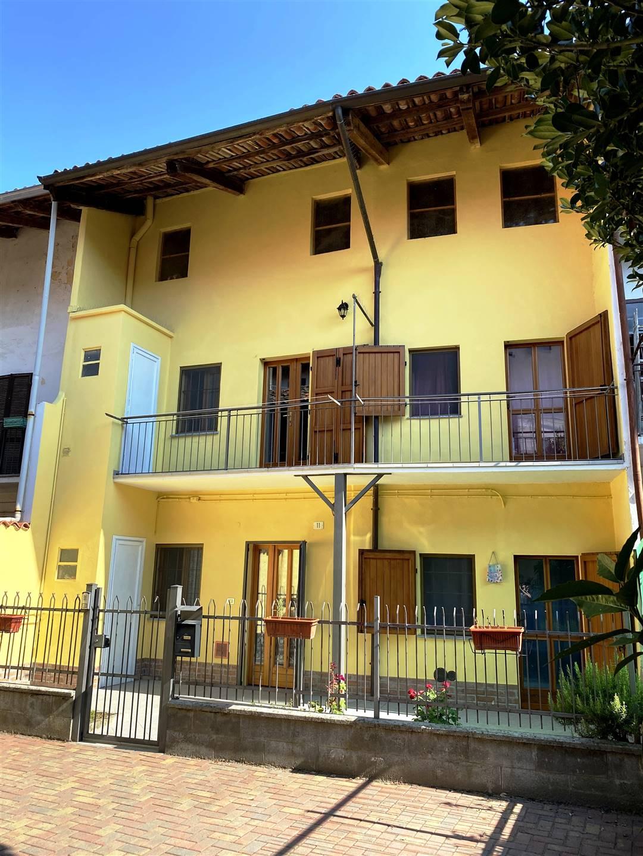 Soluzione Semindipendente in vendita a Caravino, 4 locali, prezzo € 59.000 | PortaleAgenzieImmobiliari.it