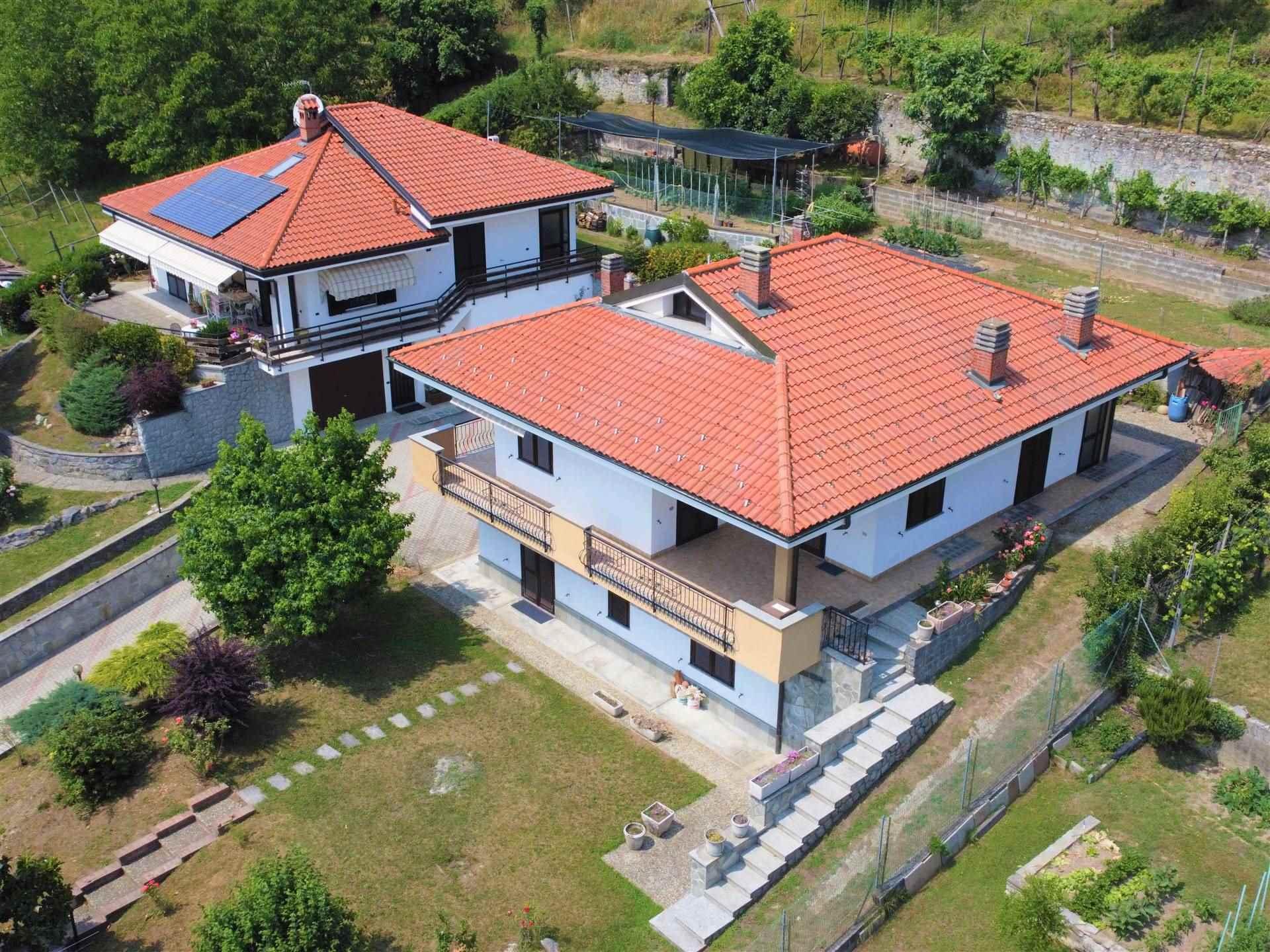 Villa in vendita a Albiano d'Ivrea, 8 locali, prezzo € 269.000 | PortaleAgenzieImmobiliari.it