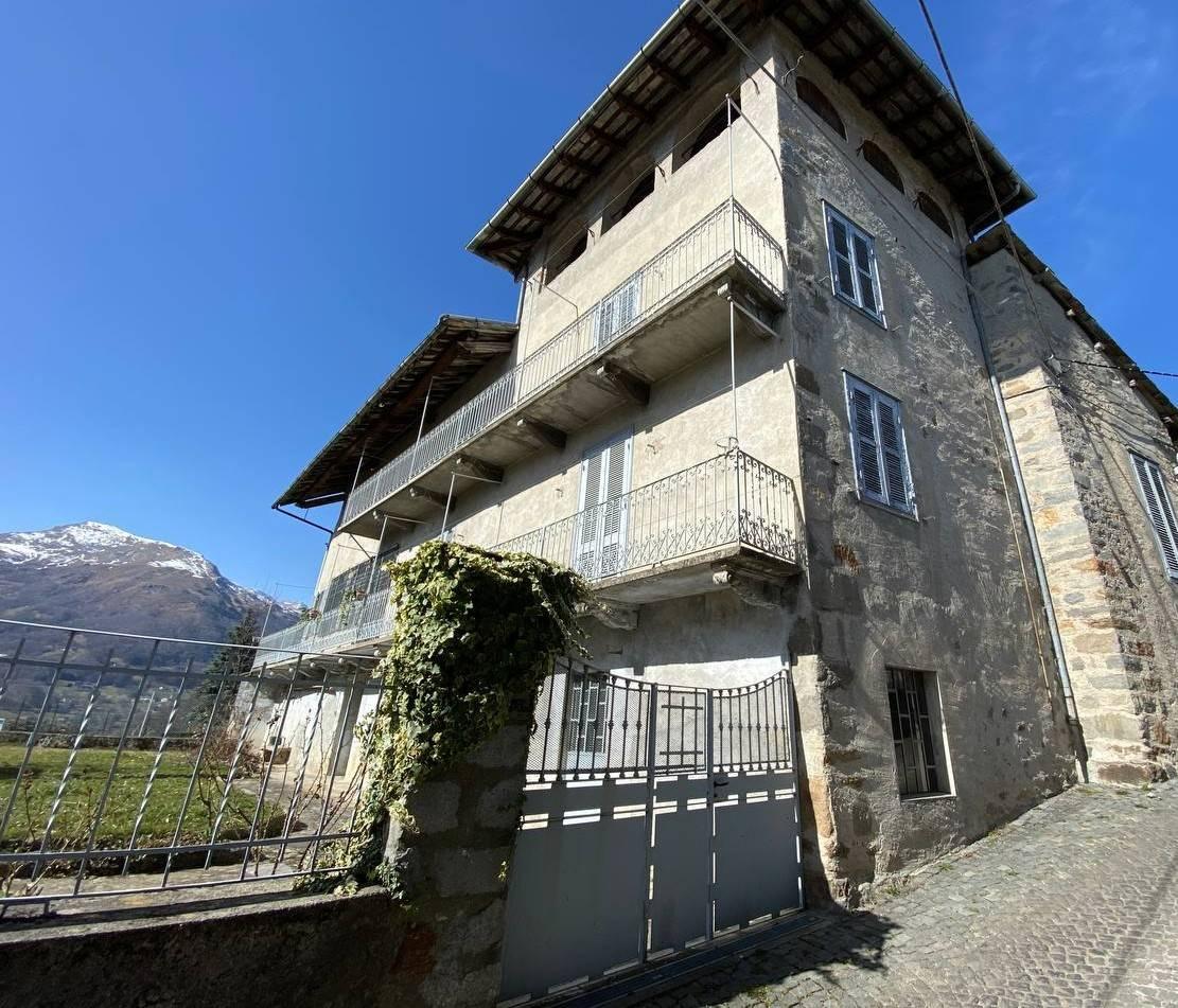 Soluzione Indipendente in vendita a Vico Canavese, 8 locali, prezzo € 114.000 | PortaleAgenzieImmobiliari.it