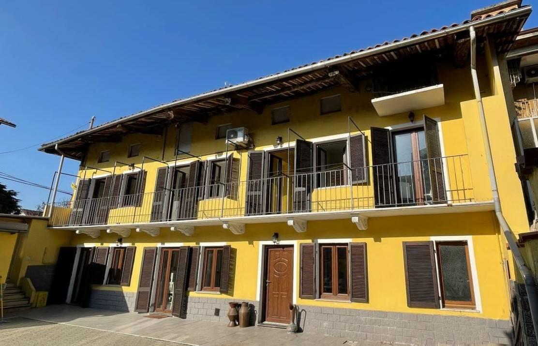 Soluzione Indipendente in vendita a Albiano d'Ivrea, 5 locali, prezzo € 135.000 | PortaleAgenzieImmobiliari.it
