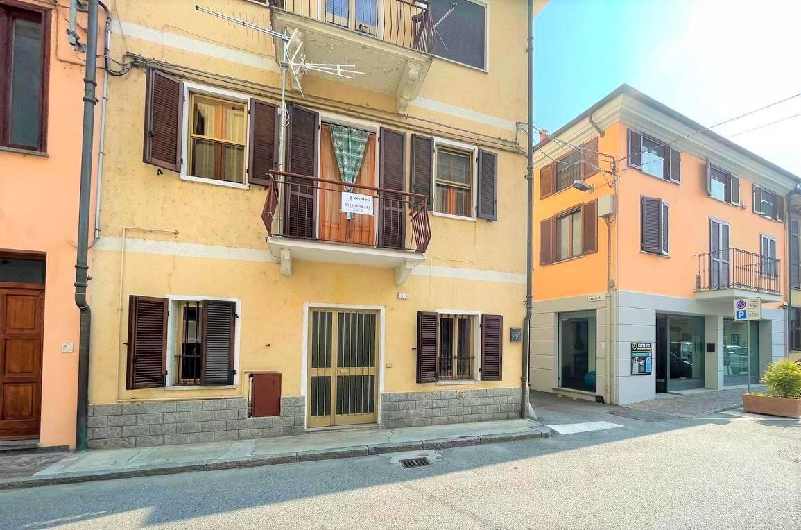 Soluzione Indipendente in vendita a Albiano d'Ivrea, 5 locali, prezzo € 69.000 | PortaleAgenzieImmobiliari.it