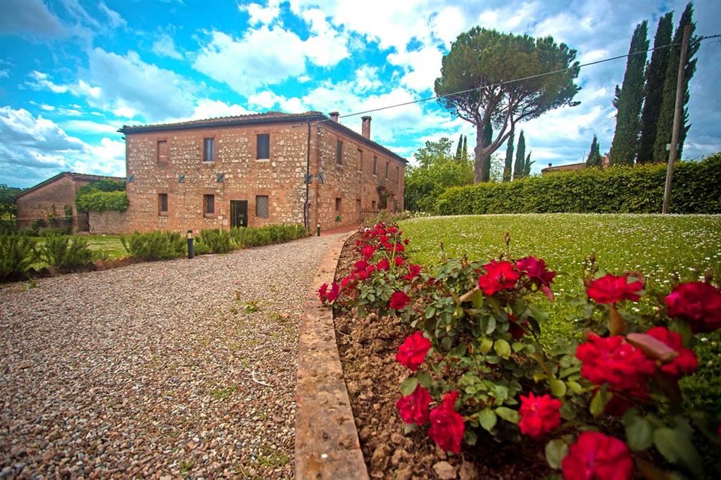 Azienda Agricola in vendita a Monteroni d'Arbia, 20 locali, prezzo € 2.700.000 | CambioCasa.it