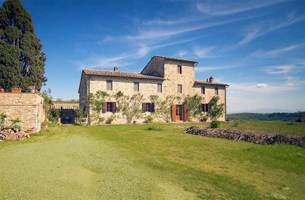 Soluzione Indipendente in vendita a Castelnuovo Berardenga, 18 locali, prezzo € 1.750.000 | CambioCasa.it