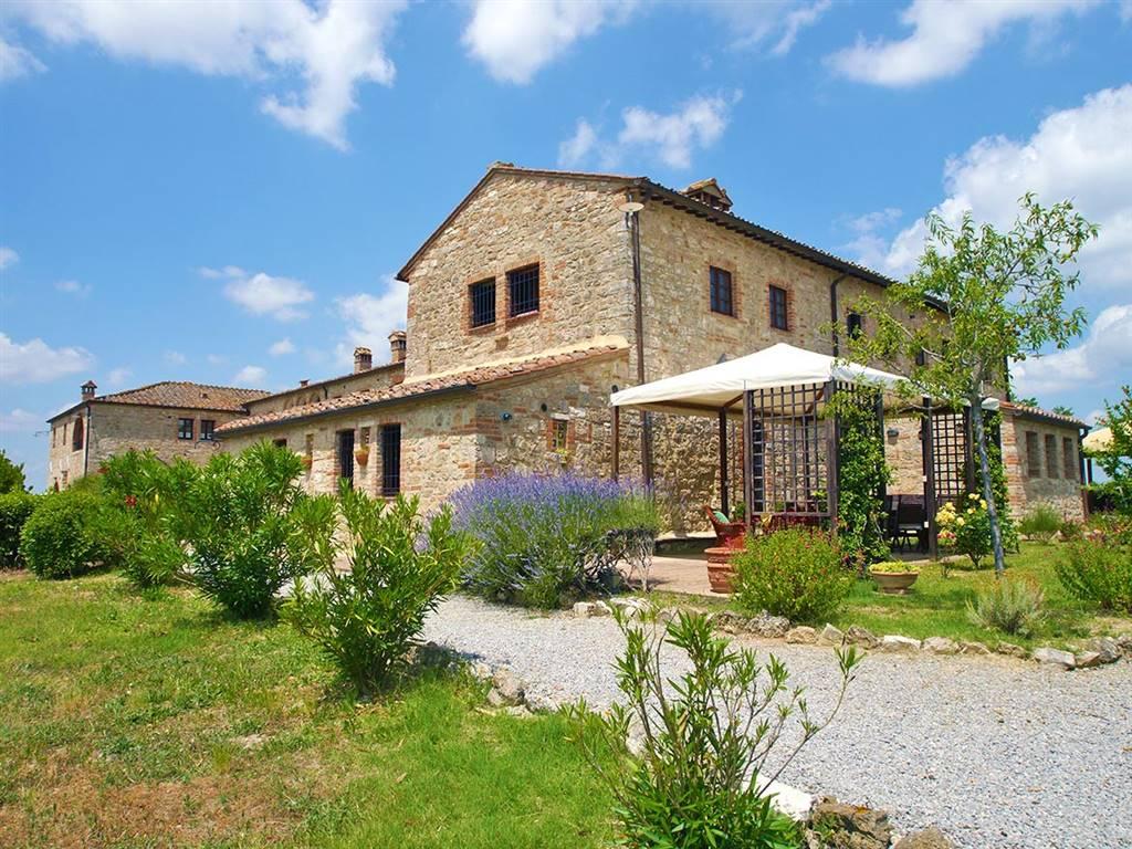 Casa semi indipendente, Asciano, in ottime condizioni