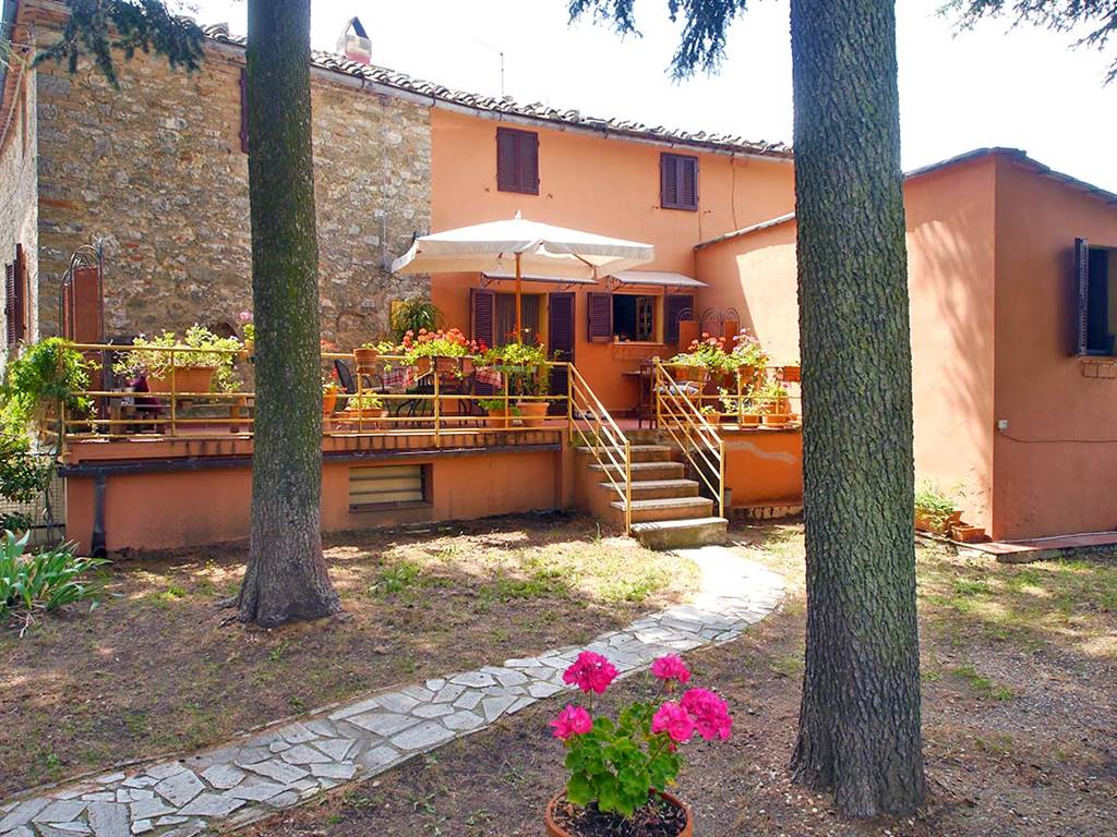 Casa semi indipendente, Castelnuovo Berardenga