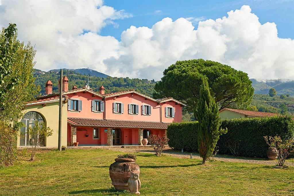 Villa in vendita a Castelfranco Piandiscò, 18 locali, prezzo € 850.000 | CambioCasa.it