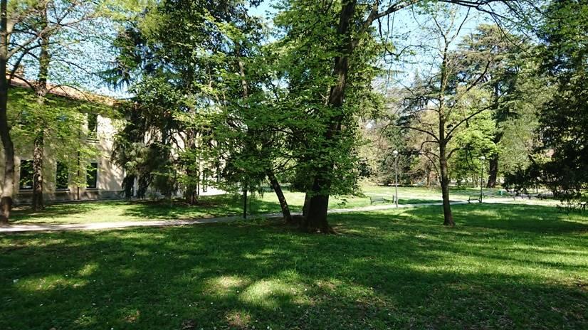 Foto - Rif. Gioia quadrilocale con giardino  int. 2