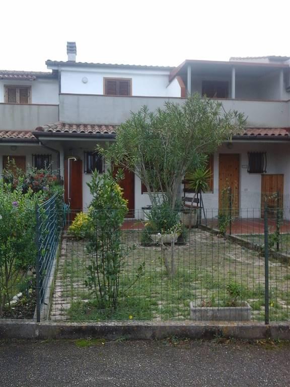 Villa a schiera, Marcelli, Numana