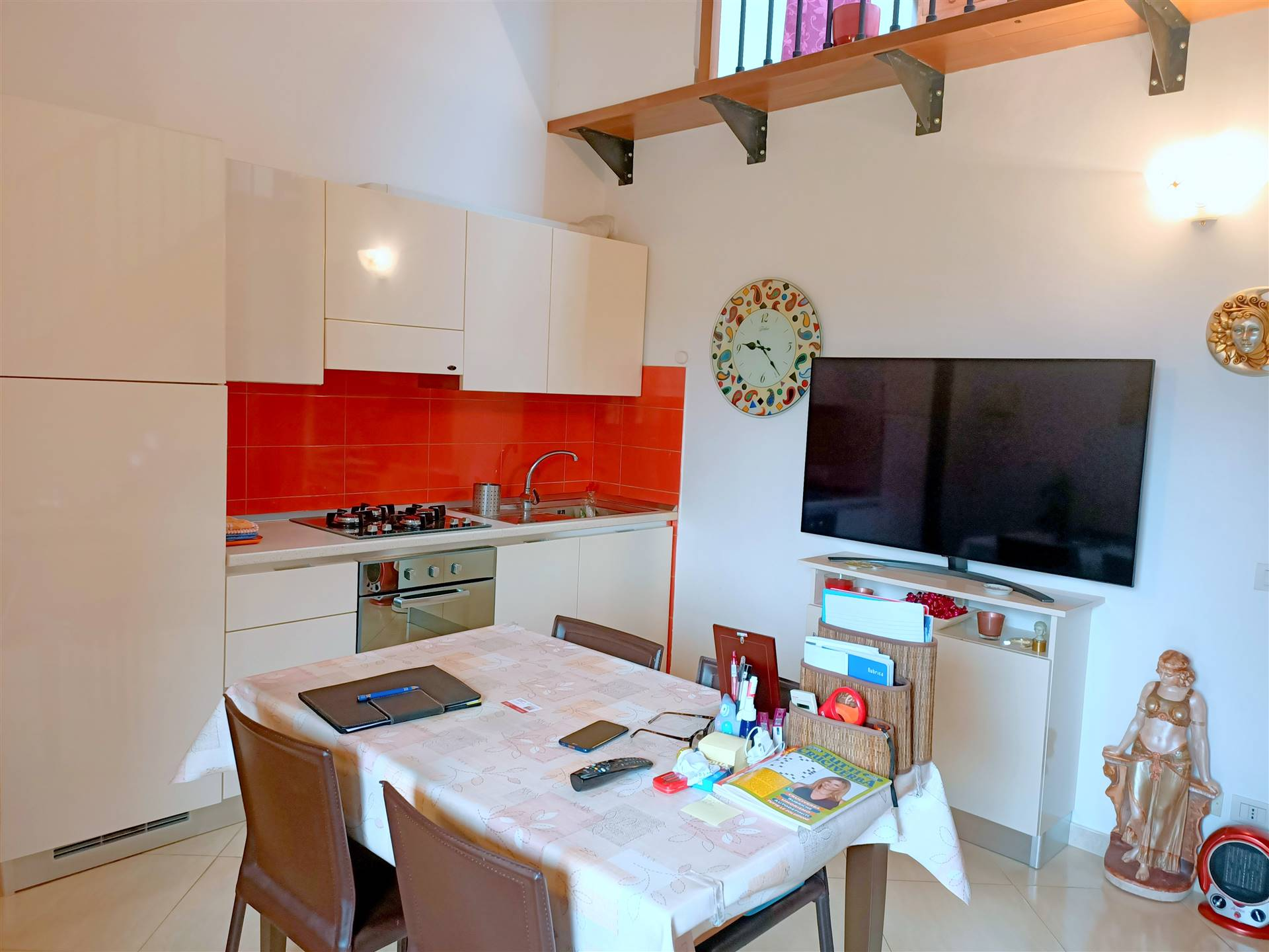 OSIMO STAZIONE, OSIMO, Apartment for sale of 56 Sq. mt., Excellent Condition, Heating To floor, Energetic class: B, placed at 1° on 1, composed by: 3