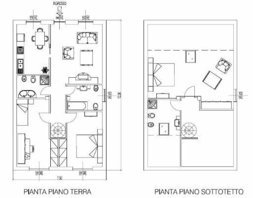 Villa, Montebello Della Battaglia, in nuova costruzione