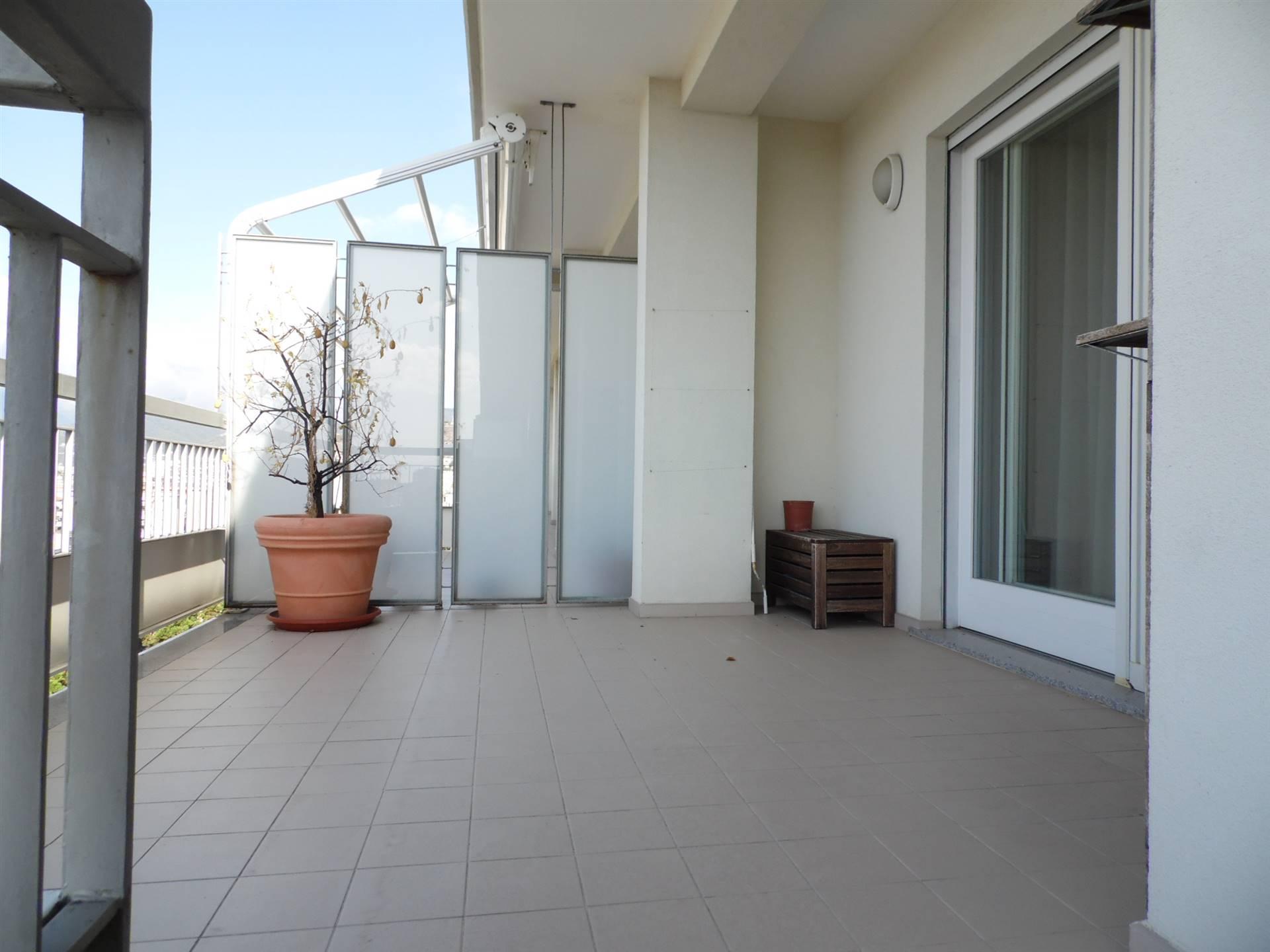 Balcone Soggiorno e Camera Matrimoniale