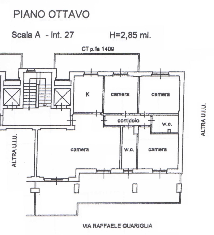 Piantina Casa