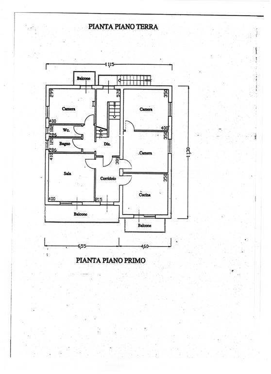 Casa singola, Rimini