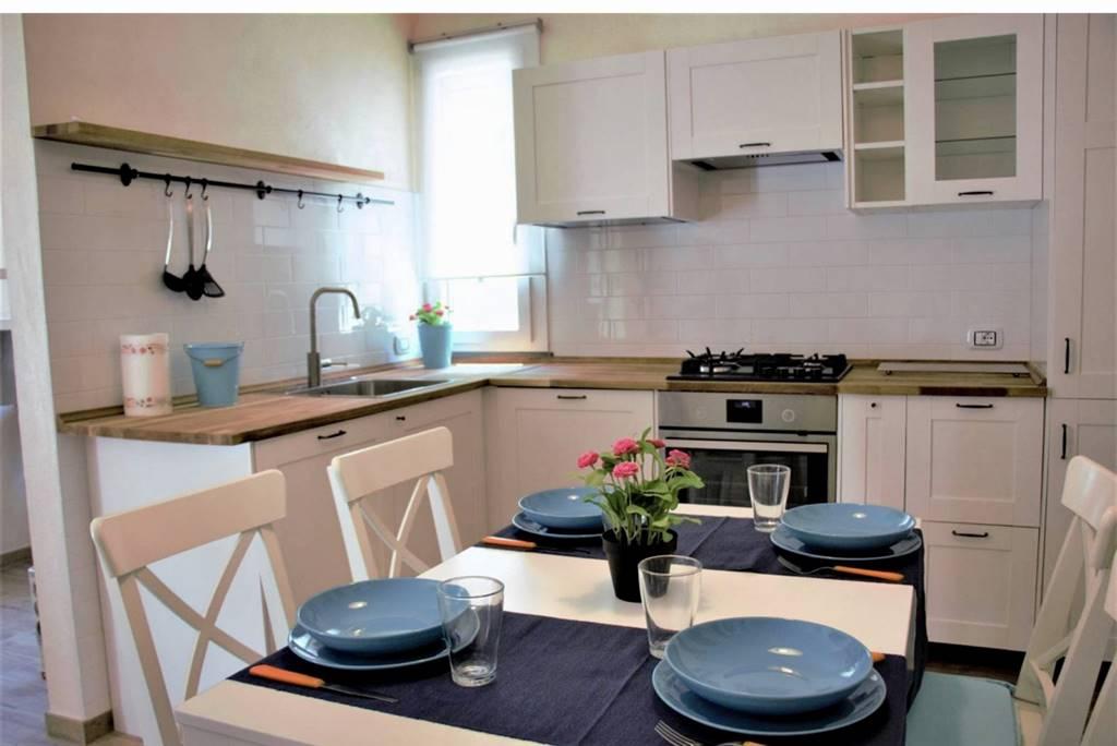 Appartamento in vendita a Levanto, 5 locali, zona Località: VILLANOVA, prezzo € 285.000 | CambioCasa.it