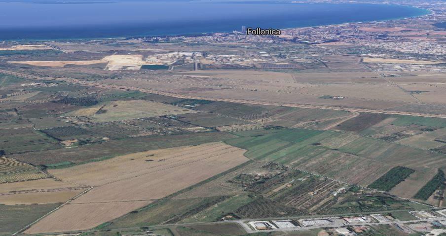 Terreno agricoloaSCARLINO