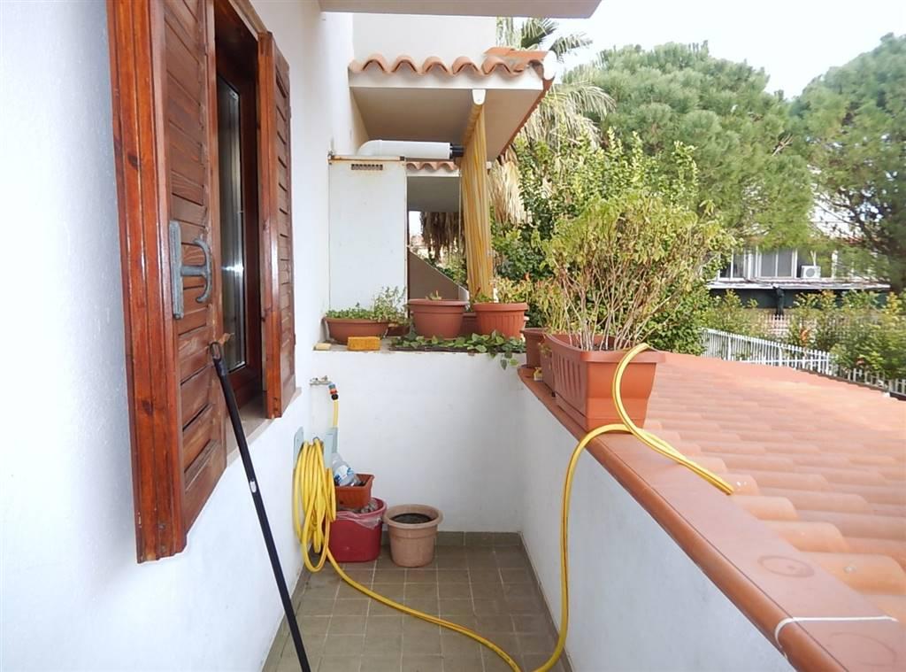 Villa a schiera, Squillace