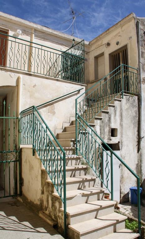 Casa singola in Via Giavante  22-28, Ibla, Ragusa