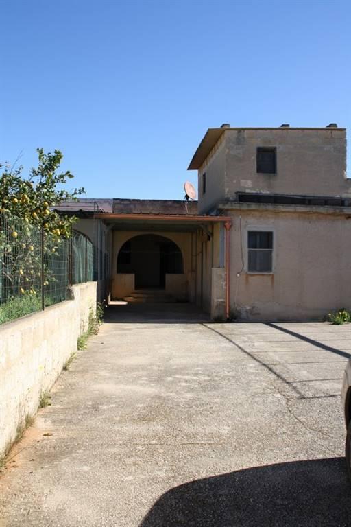 Villino, Santa Croce Camerina, da ristrutturare