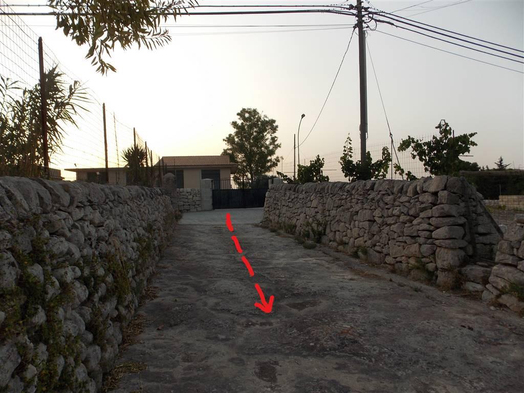 viale di ingresso comune
