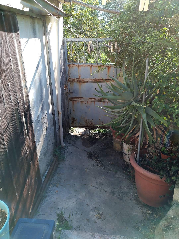 ingresso giardino/orto