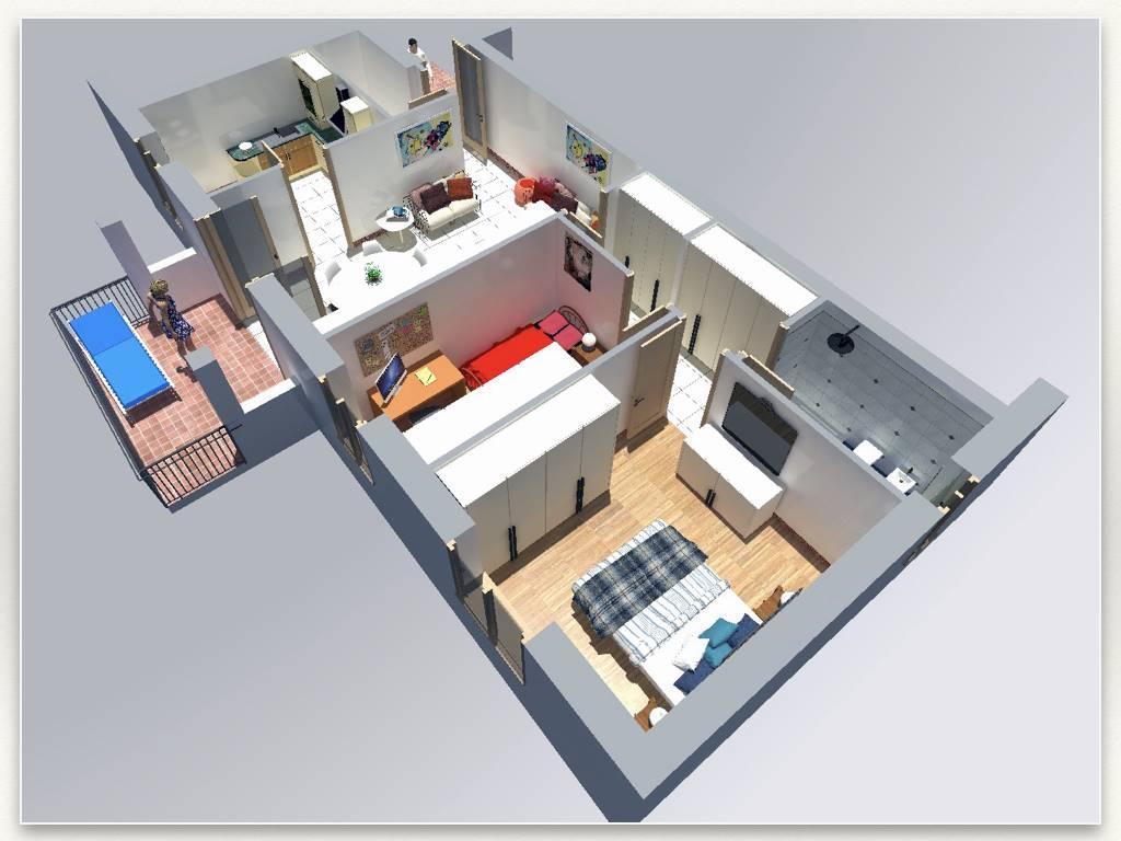 Appartamento in vendita a San Giuliano Terme, 4 locali, zona Località: SAN GIULIANO TERME, Trattative riservate   PortaleAgenzieImmobiliari.it