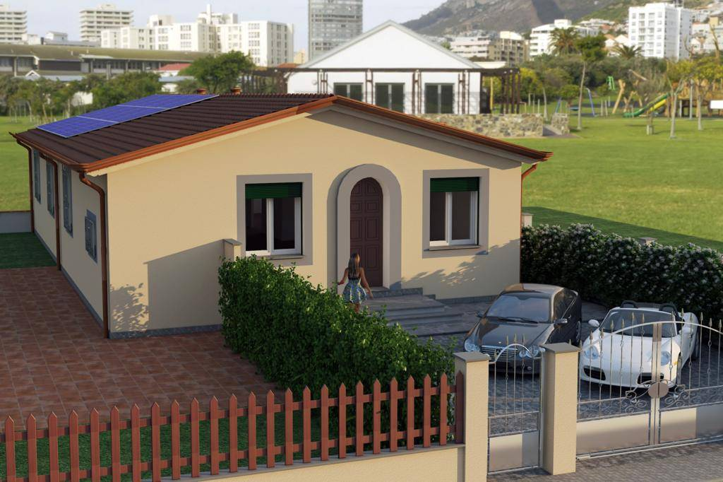 DON BOSCO, PISA, Villa for sale of 210 Sq. mt., Energetic class: A+, Epi: 1,2 kwh/m2 year, composed by: 6 Rooms, Separate kitchen, , 4 Bedrooms, 2